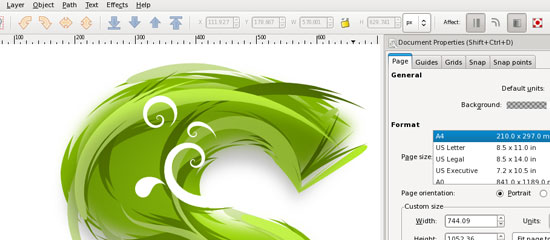 Open source tools for building website information for Open source adobe illustrator