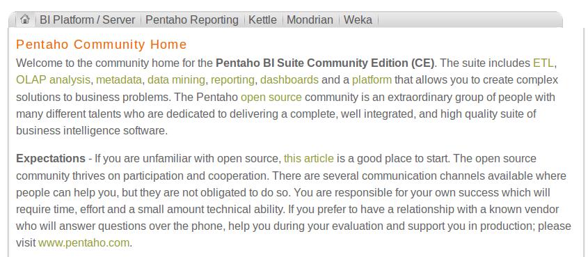 pentaho_community